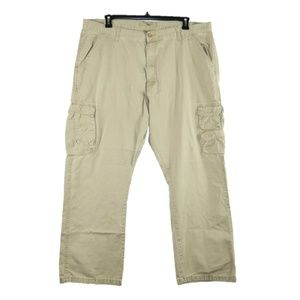 Wrangler Jeans Relaxed Workwear Cargo Pants